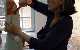 L'atelier d'Annie D'Oréfice - céramiste d'art